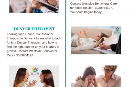 Denver Therapist - Westside Behavioral Care Infographic