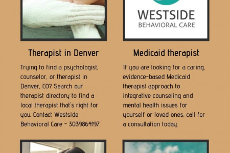 Denver therapy - Westside Behavioral Care Infographic