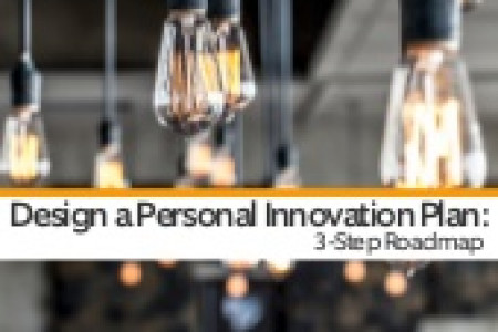 Design a Personal Innovation Plan Infographic