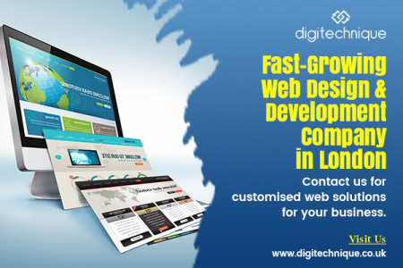 Design and develop websites that rank higher Infographic
