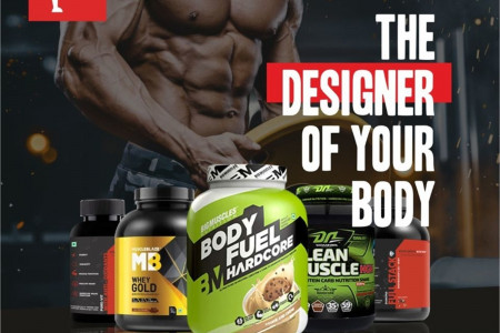 Design your body Infographic