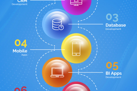 Design Your Custom Applications Infographic