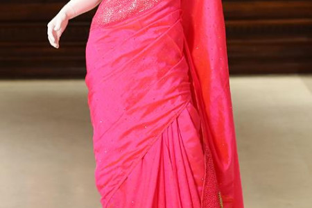 Designer Sarees Online from Pothys! Infographic