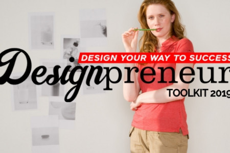 Designpreneurs Toolkit 2019 - Non Adobe Edition by MRDZYN Studio Infographic