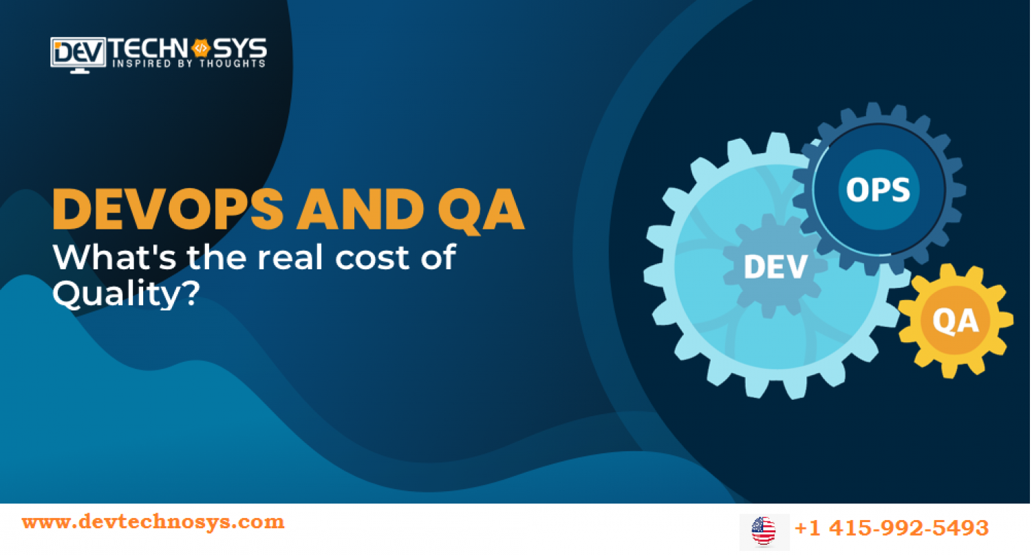 DevOps And QA: What's The Real Cost Of Quality? Infographic