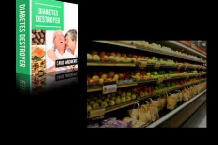 Diabetes Cure - Natural Diabetes Cure Found In Your Local Grocery Store Infographic