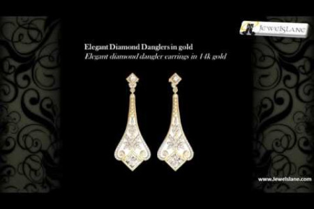 Diamond Earrings in India Best Option to Buy Online Infographic