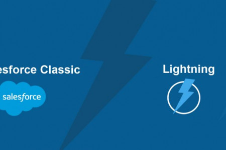 Difference Between Salesforce Classic and Lightning Experience Infographic