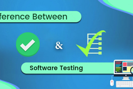 Difference Between Software Validation and Verification Infographic