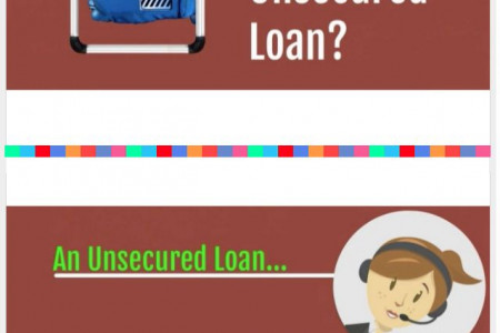 Differences B/W Secured Debts And Unsecured Debts Infographic