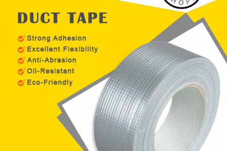 Different Features of Duct Tape You Should Know Infographic