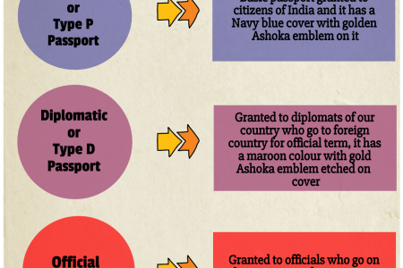 Different kinds of passport @ Letzbank Infographic