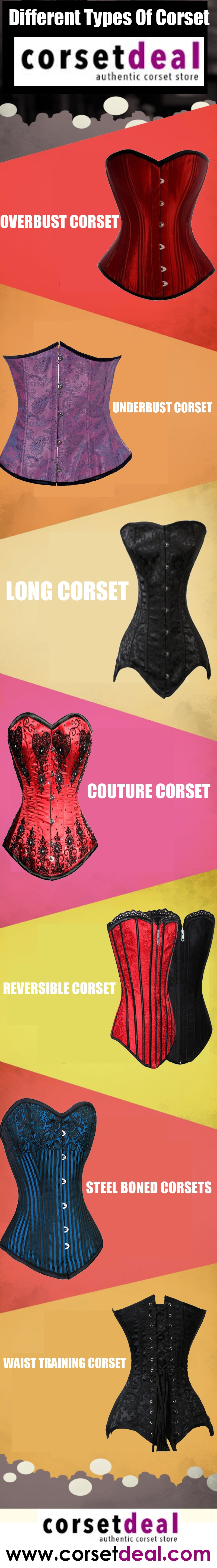 ee68b1e93e Different Types Of Corset
