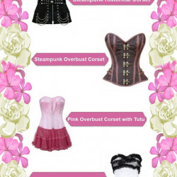 152716ee50 Different Types of Corsets