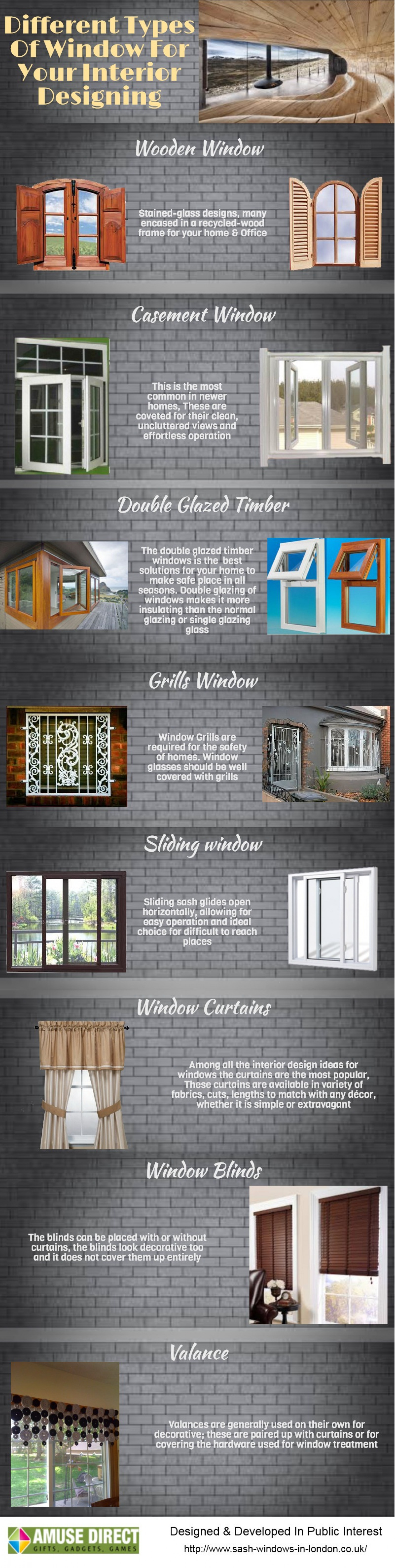 Different Types Of Window For Your Interior Designing Visual Ly
