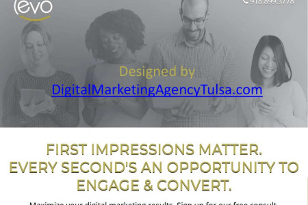 Digital marketing agency tulsa Infographic