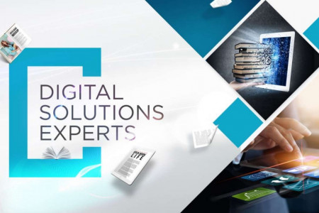 Digital Solutions Experts: Harnessing the power of the digital revolution Infographic