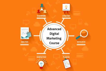 DigitalCrafts: Digital Marketing Specialist | Advanced Course Level | Bangalore Infographic