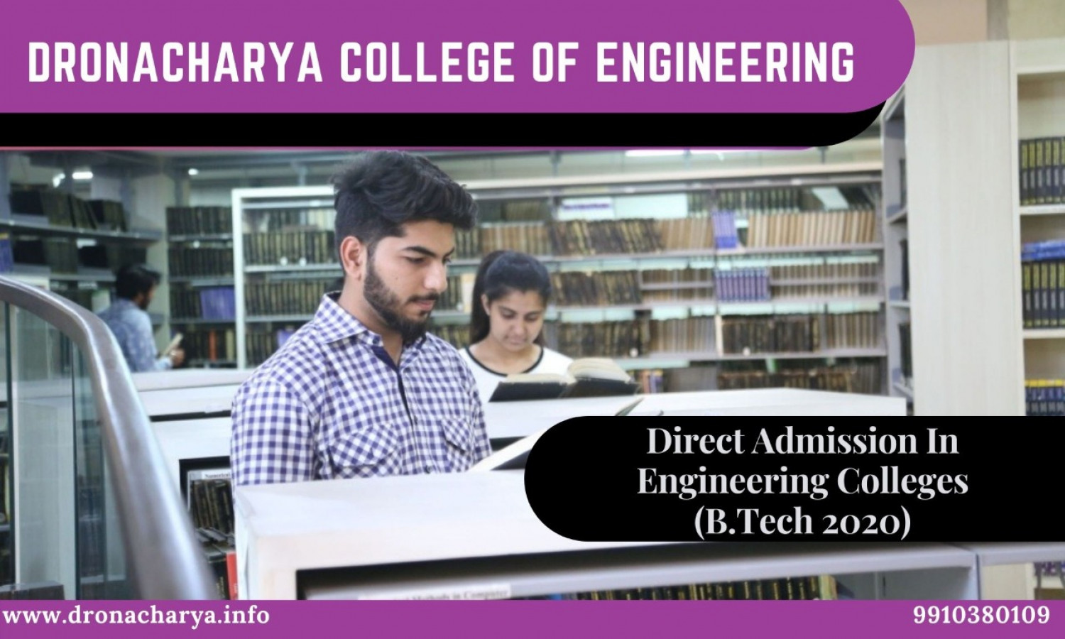 Direct Admission in Engineering Colleges in Delhi NCR  Infographic