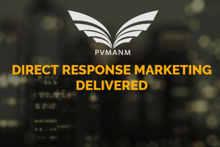 Direct Responce Marketing Delievered Infographic