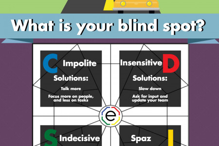 DISC Blind Spots Infographic