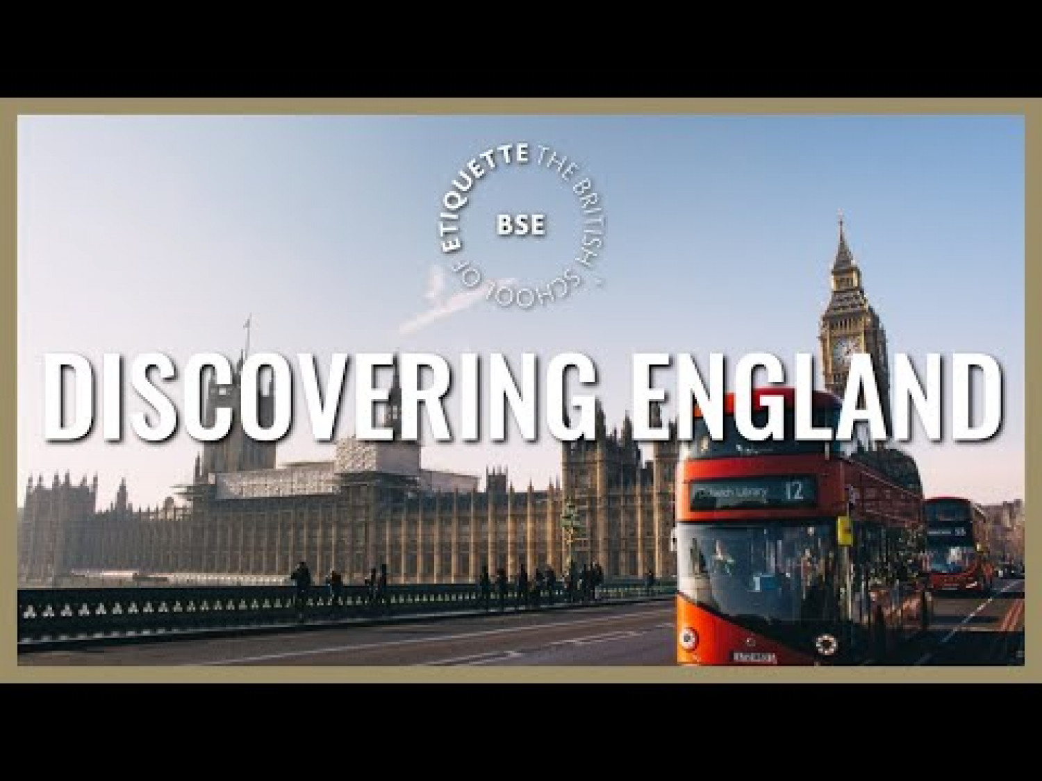 Discover Best Places in England with British School of Etiquette Infographic