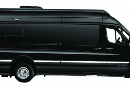 Discover the world-class Mercedes Sprinter Minibus Infographic