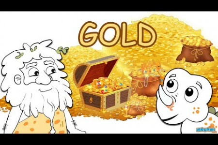 Discovery of Gold  Infographic