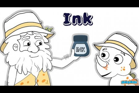 Discovery of Ink  Infographic