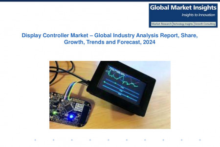Display Controller Market – Global Industry Analysis Report, Share, Growth, Trends and Forecast, 2024 Infographic