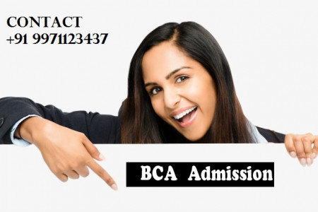 Distance BCA Admission | Correspondence BCA Admission Program Infographic