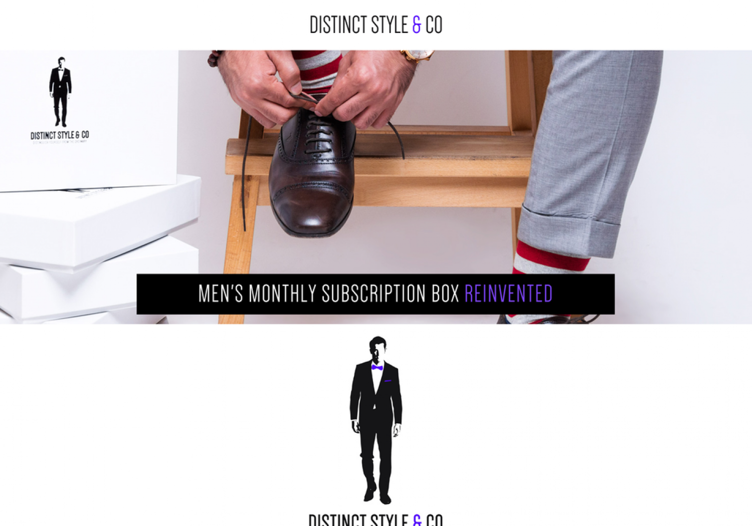Distinct Style & Co Infographic