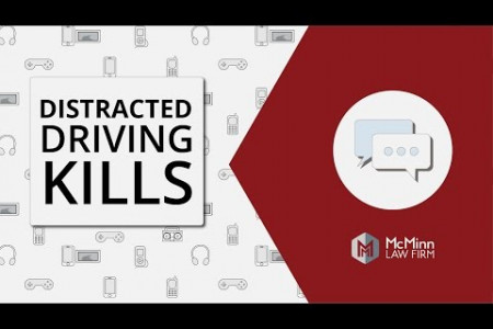 Distracted Driving Kills | #Justdrive Infographic