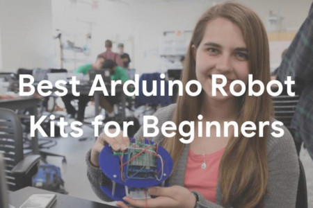 Diy arduino robot kits for beginners Infographic