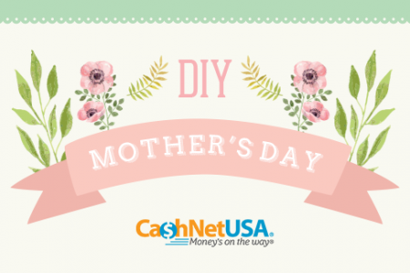 DIY Mother's Day Infographic