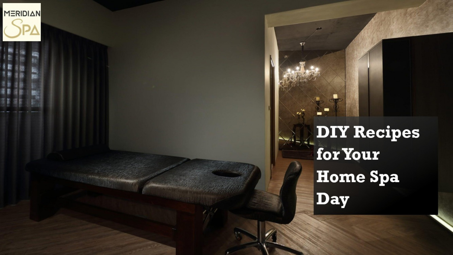 DIY Recipes for Your Home Spa Day  Infographic