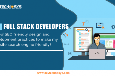 Do Full Stack Developers Follow SEO-Friendly Design and Development Practices to Make Website Search Engine Friendly? Infographic