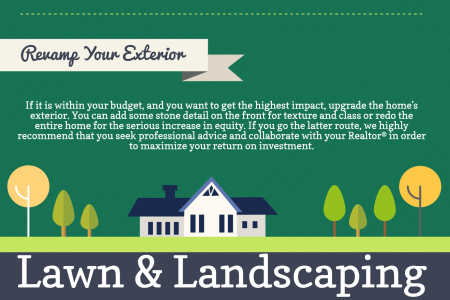 Does Your Home Have Curb Appeal? Infographic