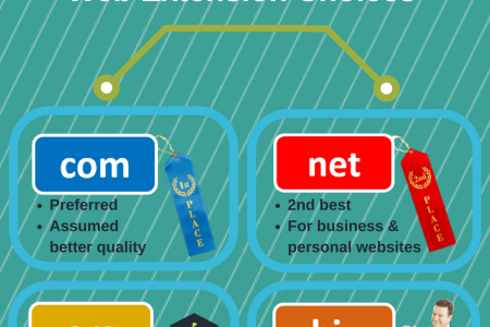 Domain Name Best Practices Infographic Infographic