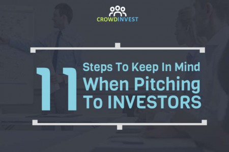 Don't Pitch on Monday! Here are 11 advise before you pitch to Investors. Infographic