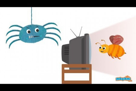 Don't sit too close to the TV Infographic