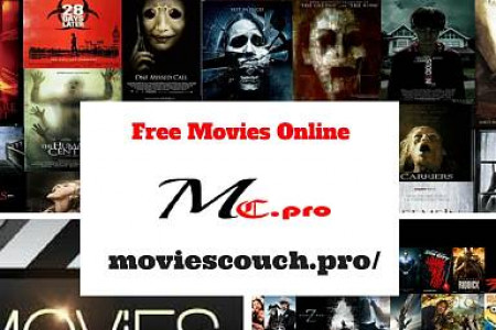 Download Free Movies Couch Online Infographic