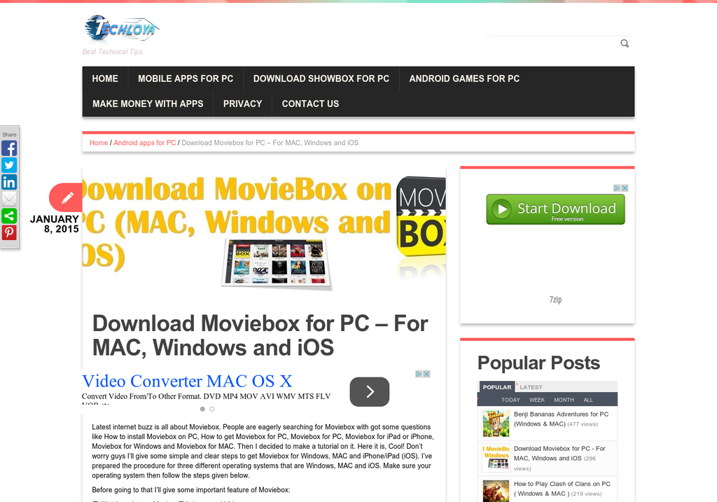 Download Moviebox for PC – For MAC, Windows and iOS   Visual ly