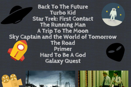 Download Netflix App to watch best sci-fi movies on Netflix Infographic