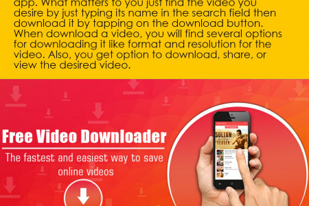 Download TubeMate 2017 Version For Android Devices Infographic