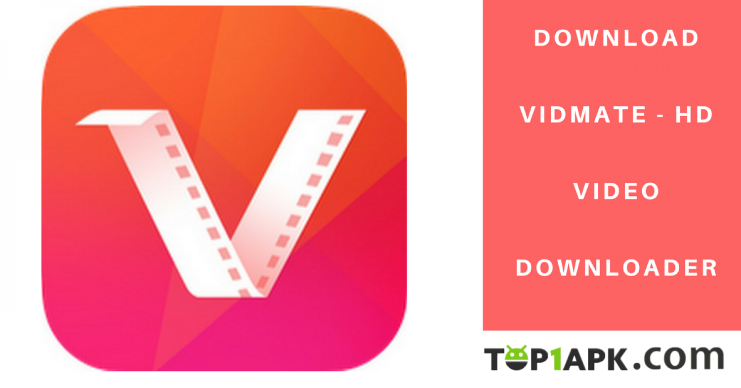 Download Vidmate APK on Top1apk Infographic