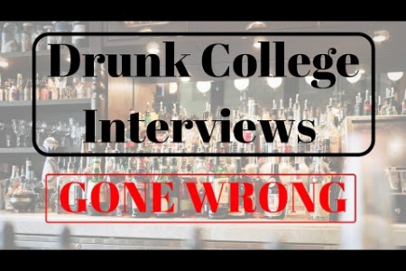 DRUNK COLLEGE INTERVIEWS GONE WRONG! (NYE EDITION) Infographic