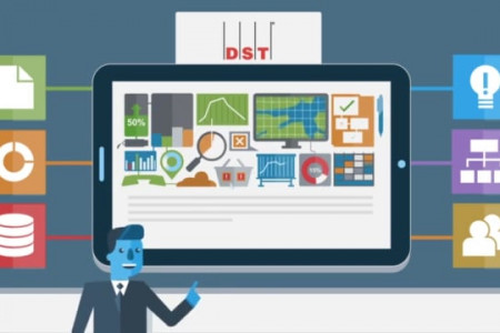 DST Marketing Video Infographic
