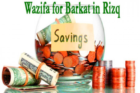 Dua To Solve Financial Problems – Dua For Wealth and Money Barkat Infographic