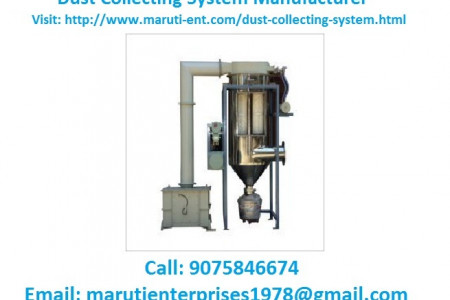 Dust Collecting System Manufacturer Infographic